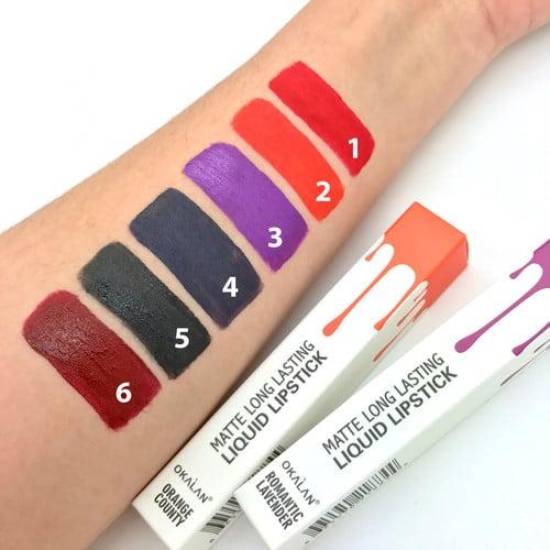Image of Fall Matte Lipsticks