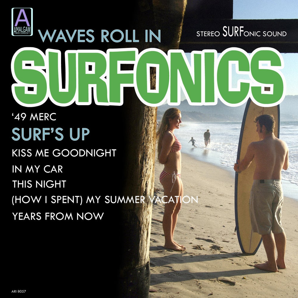 Image of ORIGINAL 60's SURF MUSIC BY TOM WOODRUFF, Jr.