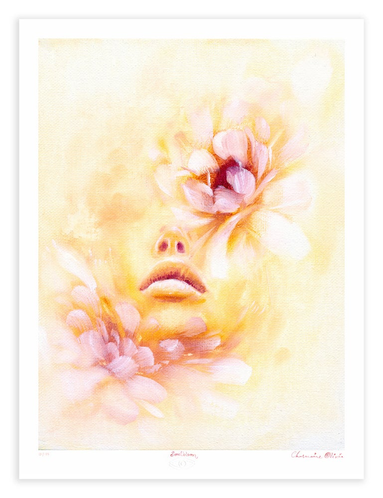 Image of Soul Bloom Limited Edition Print by Charmaine Olivia