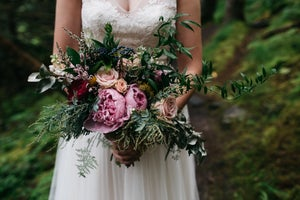 "Image of Bridal Bouquet ""Alaska Bride"""