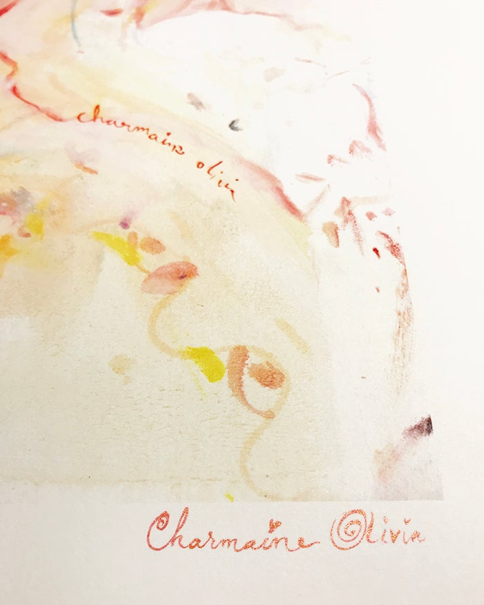 Image of Evelyn Limited Edition Print by Charmaine Olivia