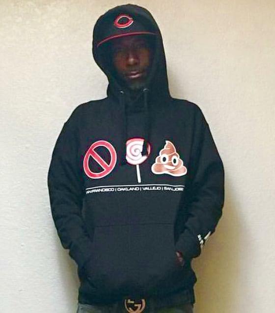 Image of #nss Blk Hoodie