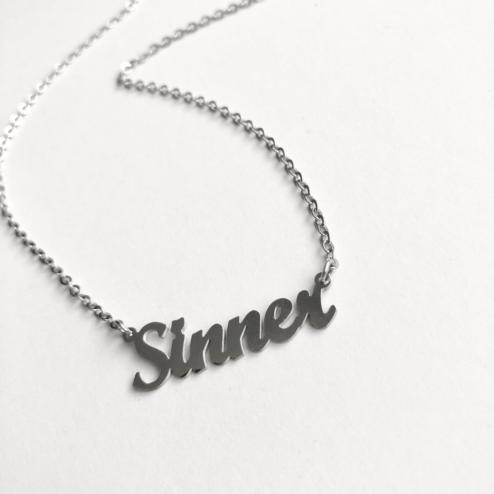 Image of SINNER NECKLACE