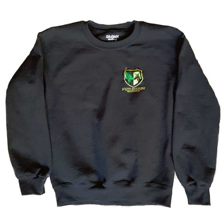 Image of South Berkshire HC Colts Black Sweatshirt