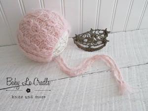Image of Brushed Suri Cable Bonnet