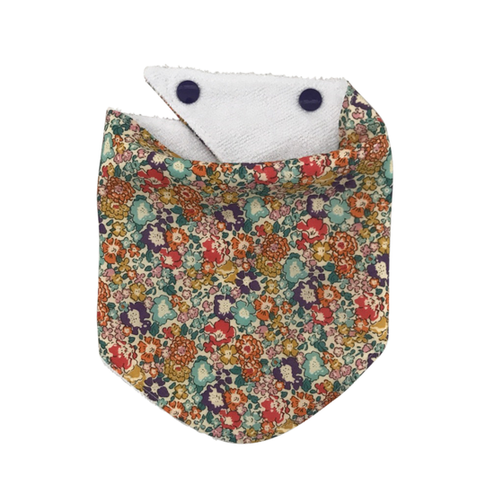 Image of sienna dribble bib