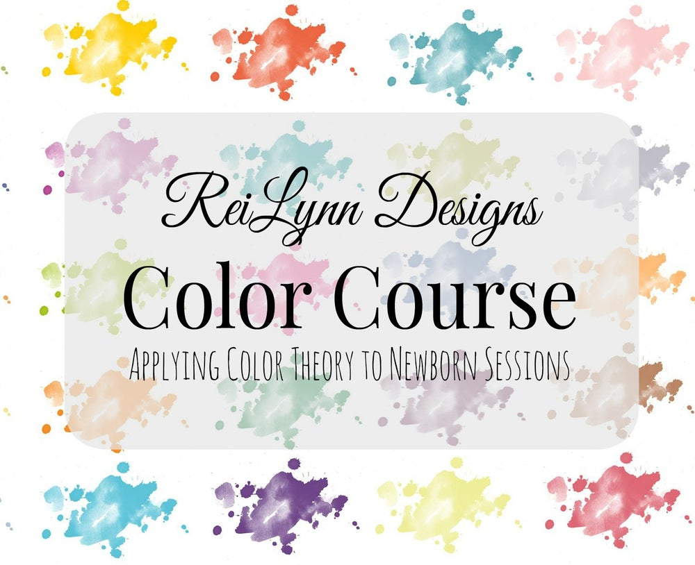 Image of Color Course: July 2018