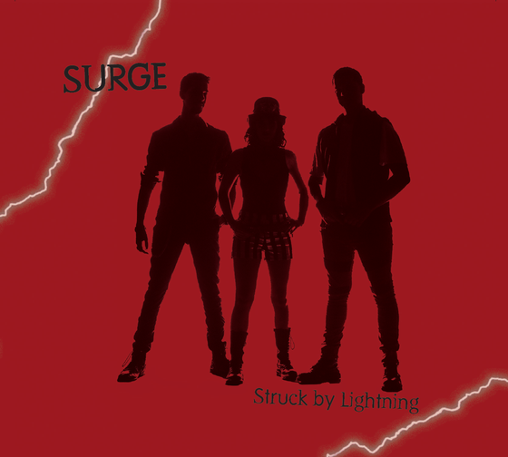 Image of ALBUM - STRUCK BY LIGHTNING
