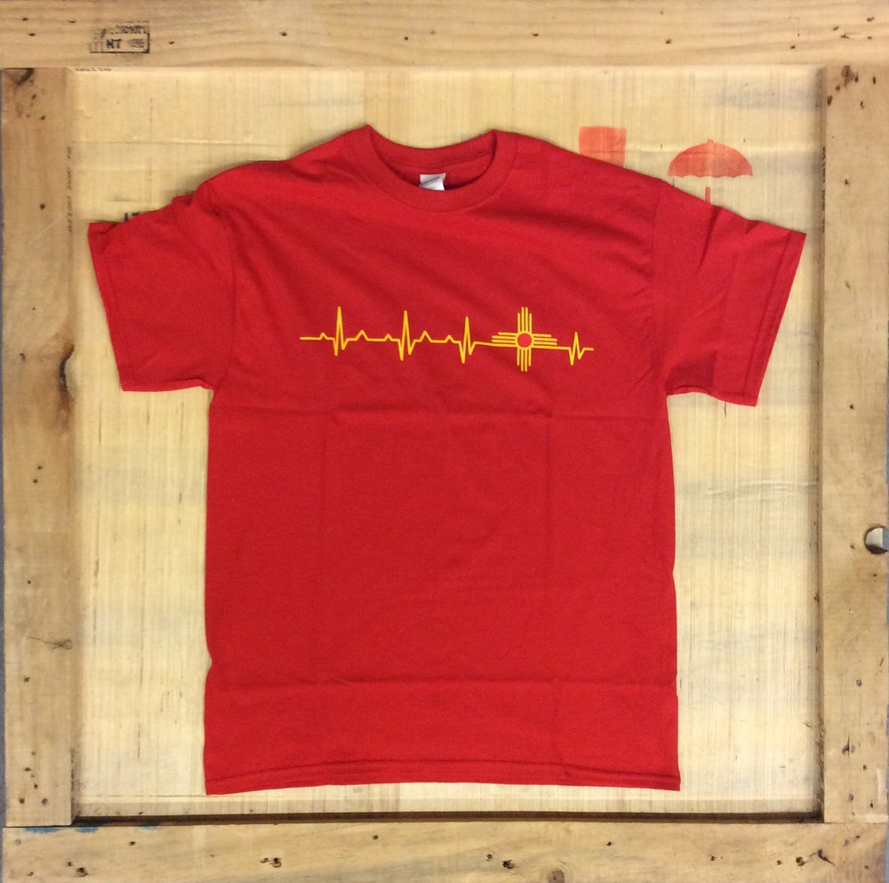Image of Zia Heartbeat Shirt
