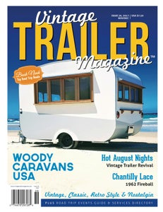 Image of Issue 36 Vintage Trailer Magazine