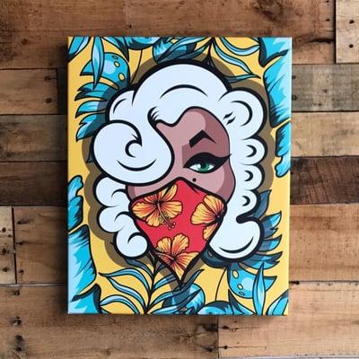 "Image of 16x20 ""Bali""  canvas print"