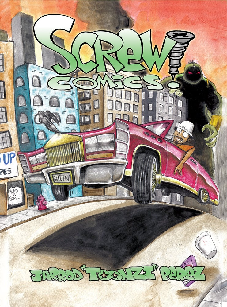 Image of Screw Comics! #1