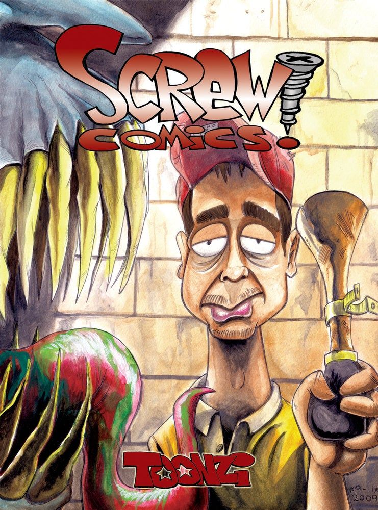 Image of Screw Comics! #2