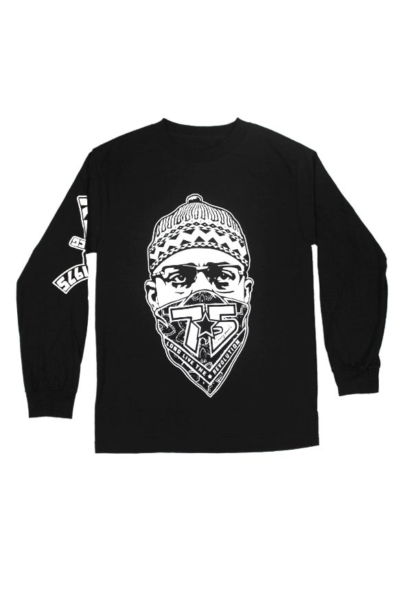 Image of Freedom Fighter Long Sleeve T-shirt