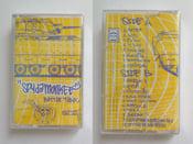 """Image of DJ Spydamonkee """"Battle Tank"""" (sealed cassette tape deadstock)"""