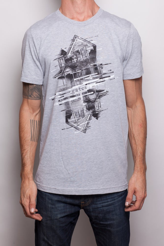 Image of Grey 'House & Home' Shirt