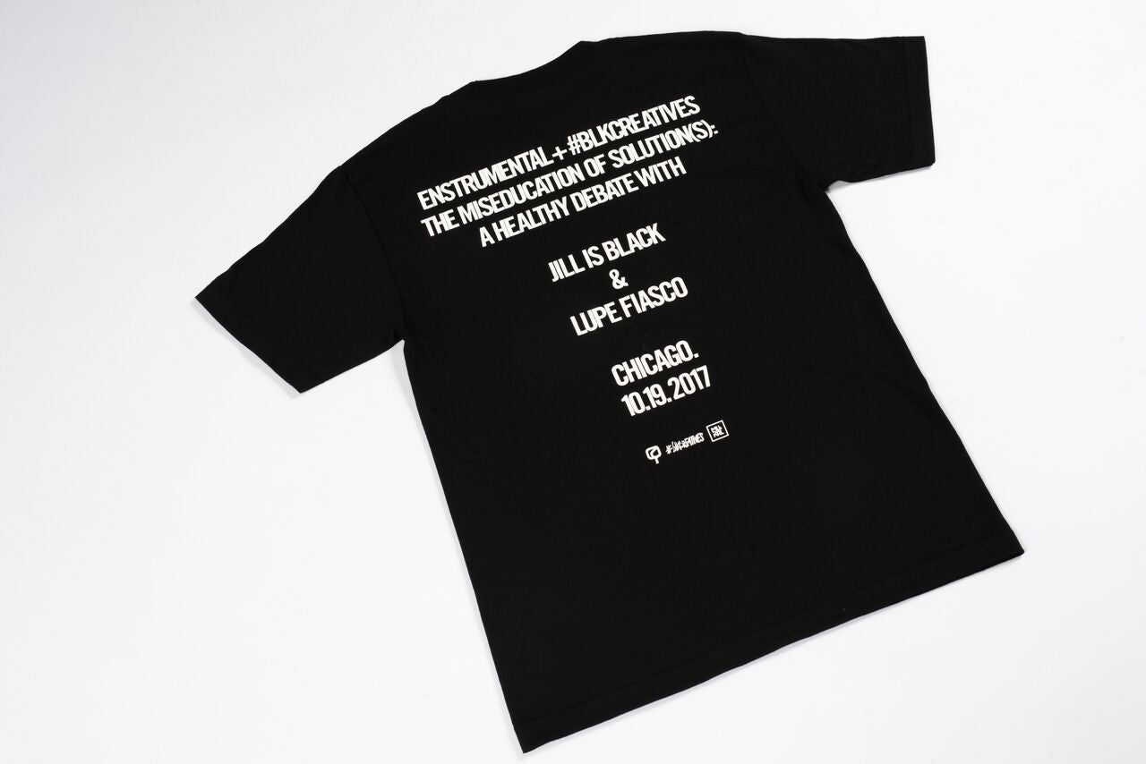 Image of THE MISEDUCATION 0F SOLUTION(S) - LIMITED EDITION SHIRT