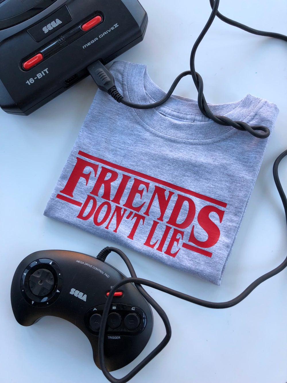 Image of FRIENDS DON'T LIE Tee - Kids & Adults.