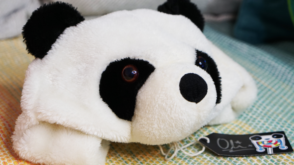 Image of TheOrionSound Panda Hat