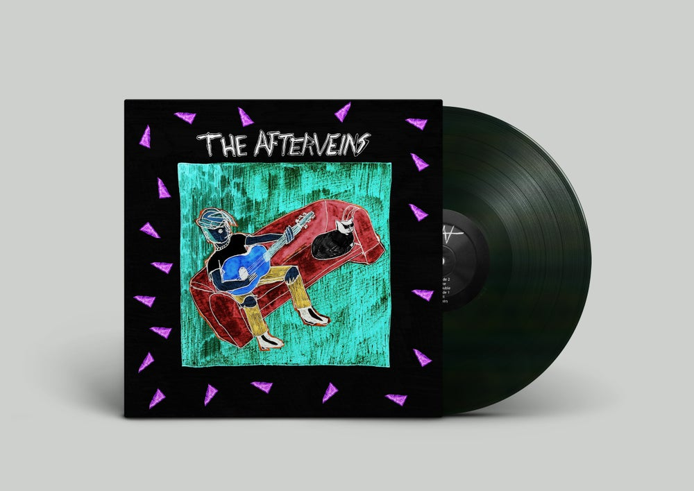 Image of The Afterveins - Self titled LP