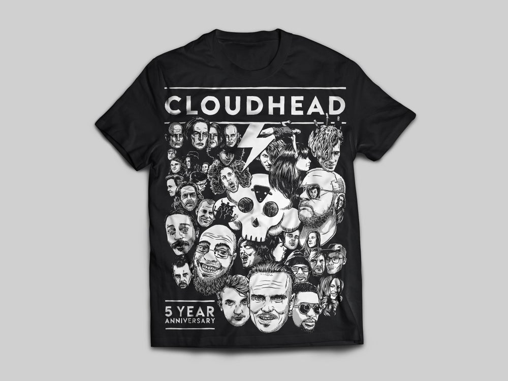 Image of Cloudhead T Shirt