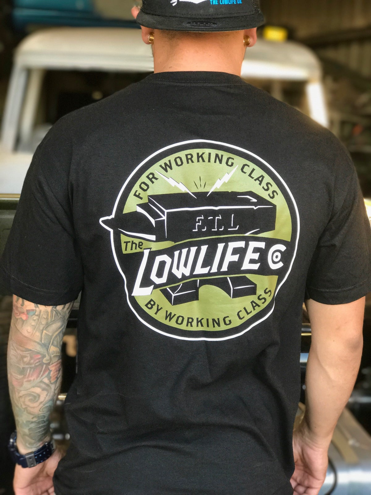 Image of The Lowlife Working Class Tee