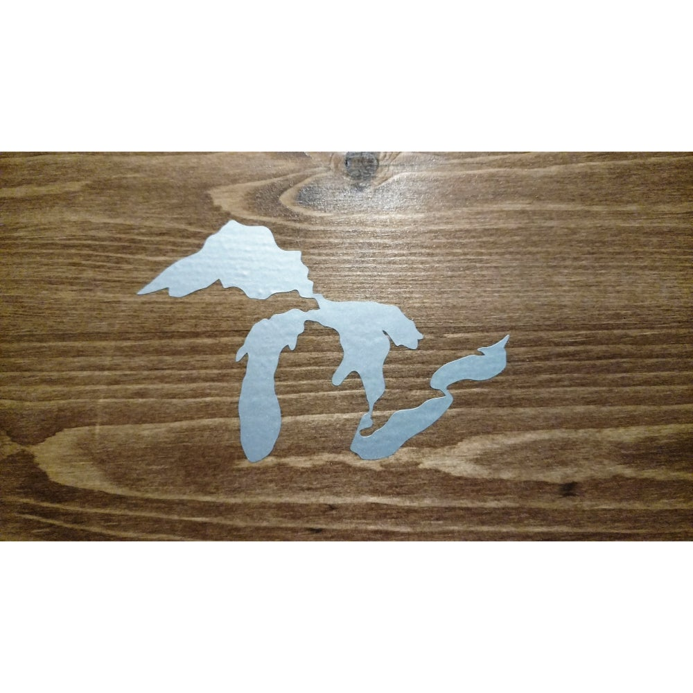 Image of Great Lakes Vinyl Decal