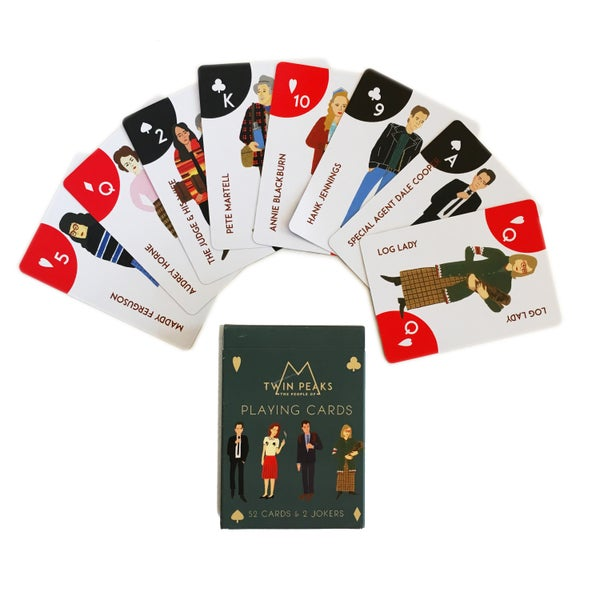 Image of Twin Peaks Cards