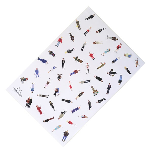 Image of 3 Sheets of Wrapping Paper