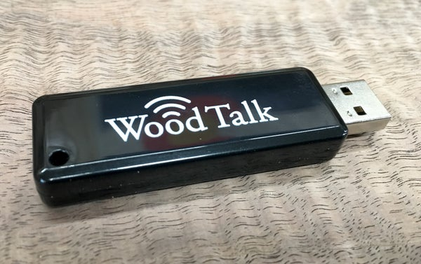Image of 10 Years of Wood Talk 16GB USB Stick