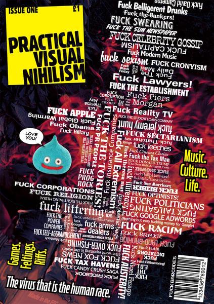 Image of PVN Magazine Issue #1