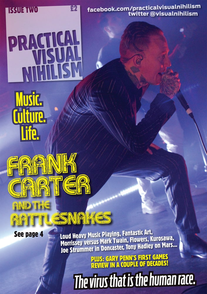 Image of PVN Magazine Issue #2