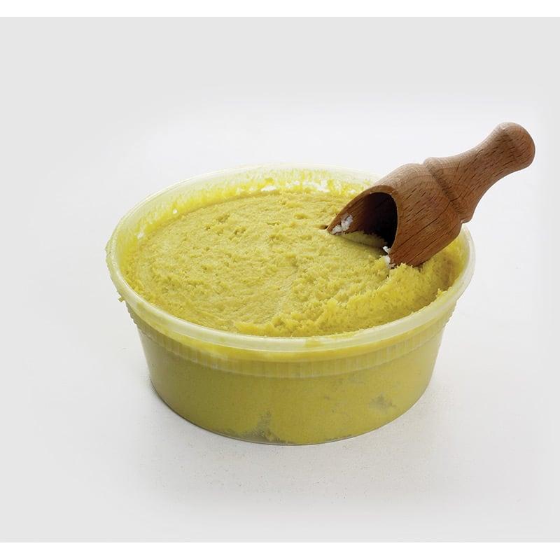 Creamy African Shea Butter: Yellow