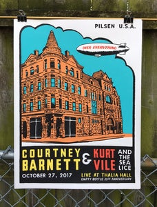 Image of Courtney Barnett/Kurt Vile Thalia Hall