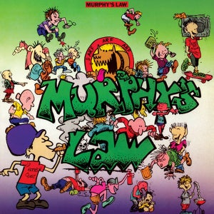 "Image of MURPHY'S LAW ""Murphy's Law"" CD"