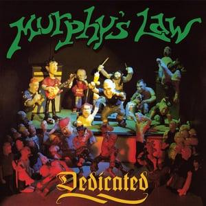 "Image of MURPHY'S LAW ""Dedicated"" CD"