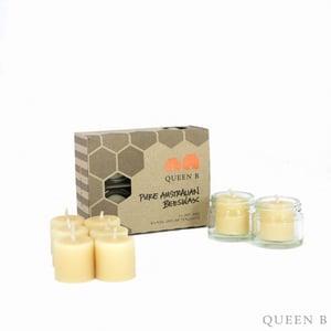 Image of Queen B Jam Jar Tealights