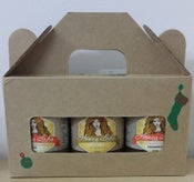 Image of Gift Packs - 3 x 200g Spice Blended Honeys