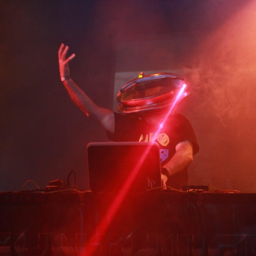 Viking Props Killbot Laser Helmet