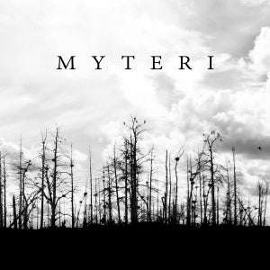 Image of MYTERI s/t LP (white, black or splatter vinyl) or CD