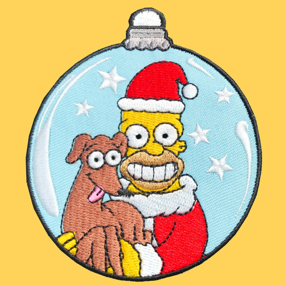 Image of Holiday Patch