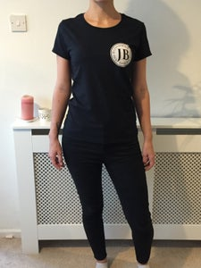 Image of This Machine T-shirt - Black