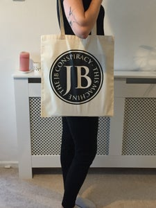 Image of This Machine tote bag - Cream