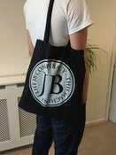 Image of This Machine tote bag - Black