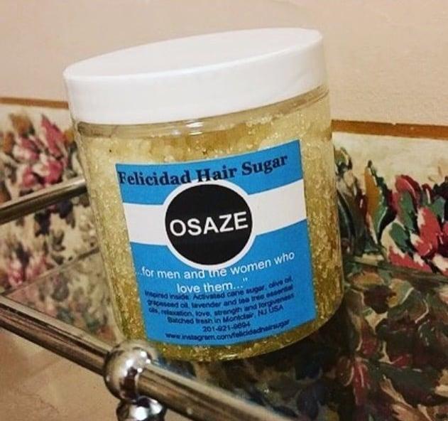 Image of Osaze for Men Scalp and Hair Sugar 8oz