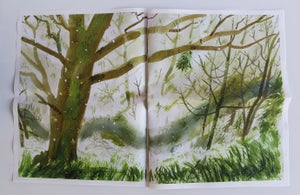 Image of Gerry's Sketchbookzine 1