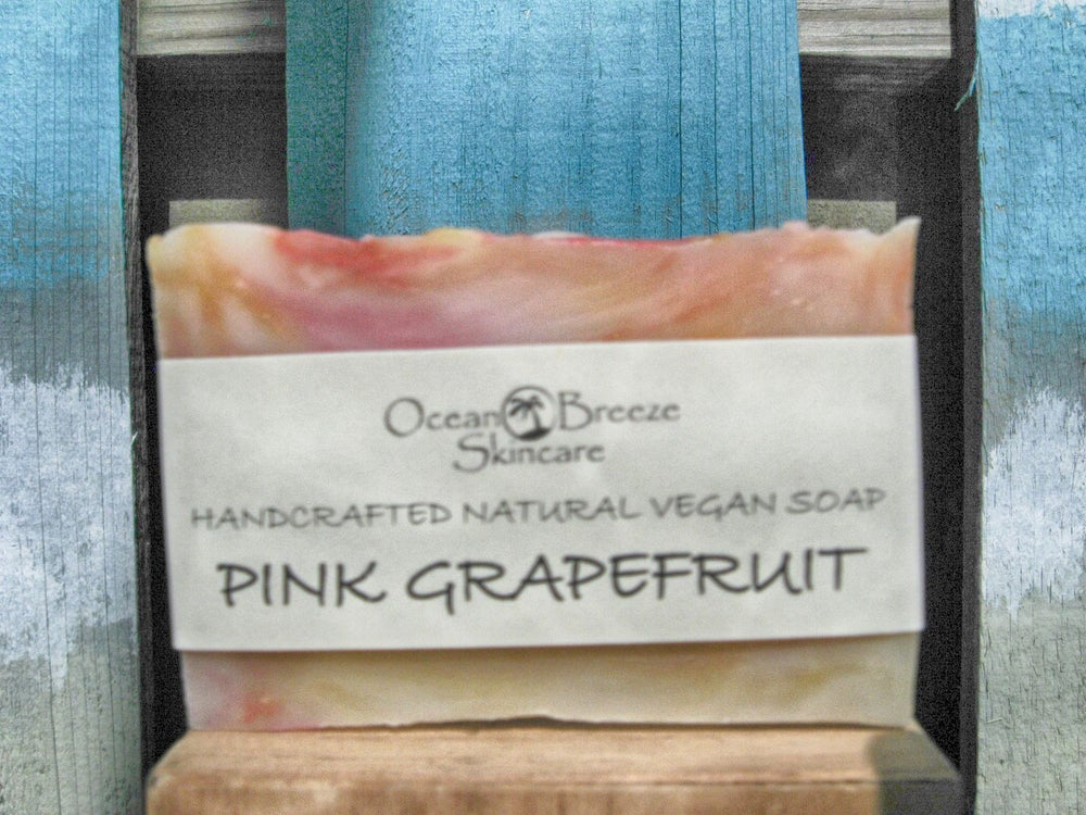 Image of Pink Grapefruit Soap