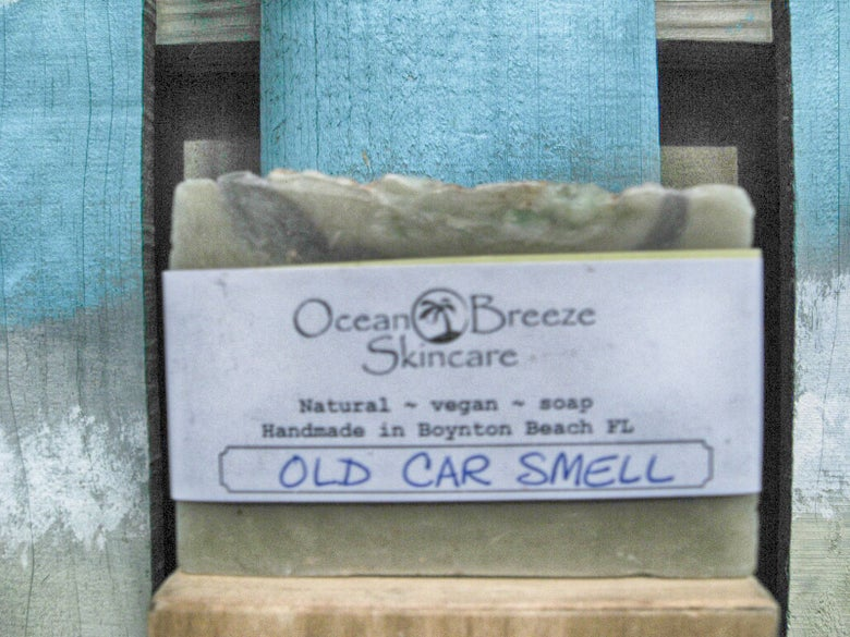 Image of Old Car Smell Soap