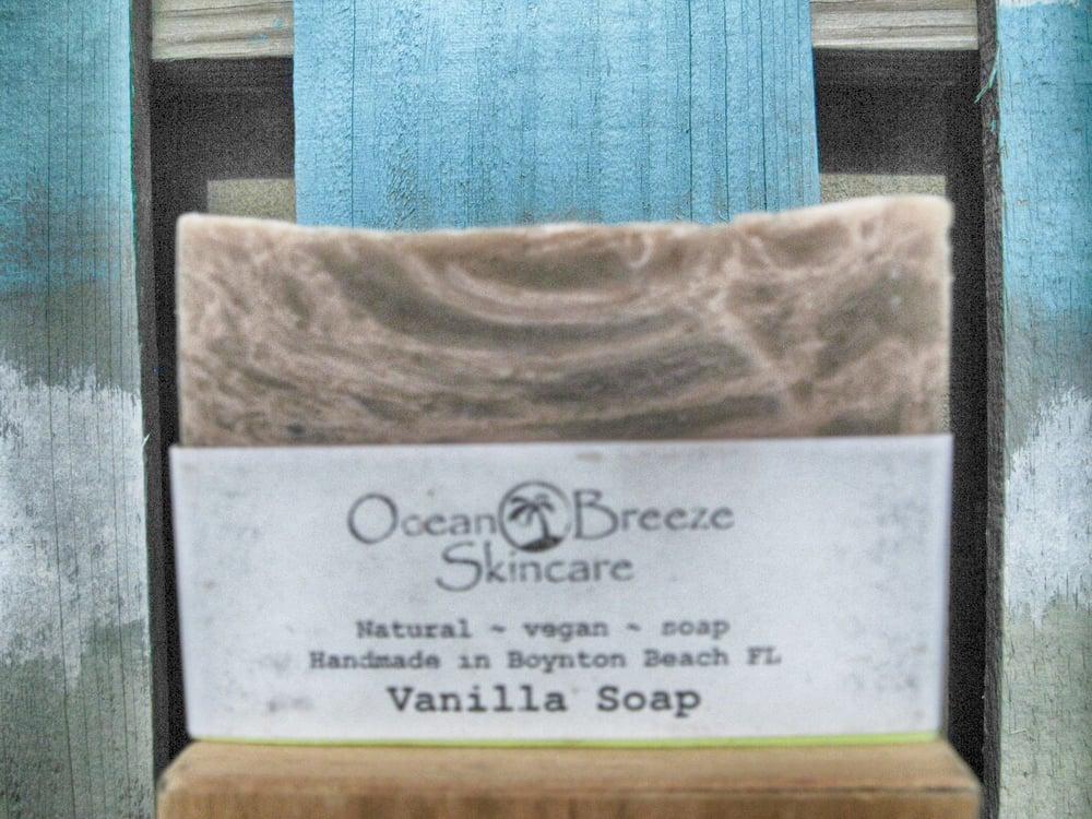 Image of Vanilla Soap