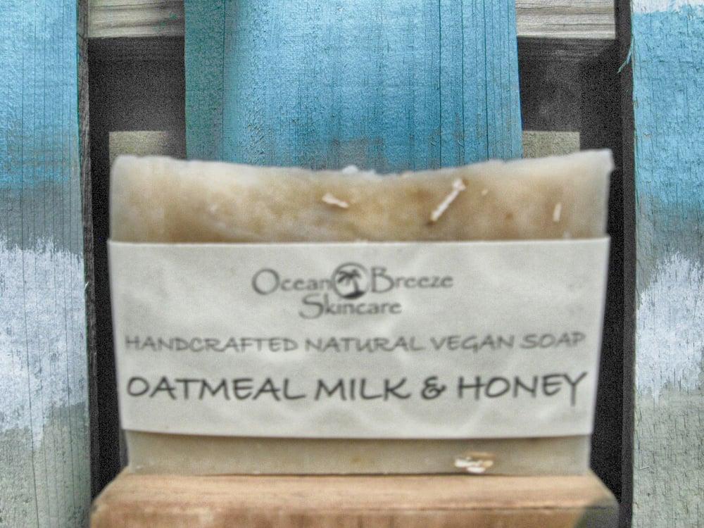 Image of Oatmeal Milk & Honey Soap